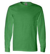 Custom Fruit of the Loom Adult HD Cotton™ Long Sleeve T-Shirt