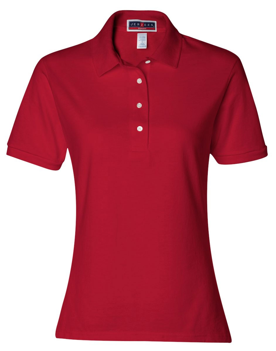 Jerzees Ladies SpotShield™ Jersey Polo