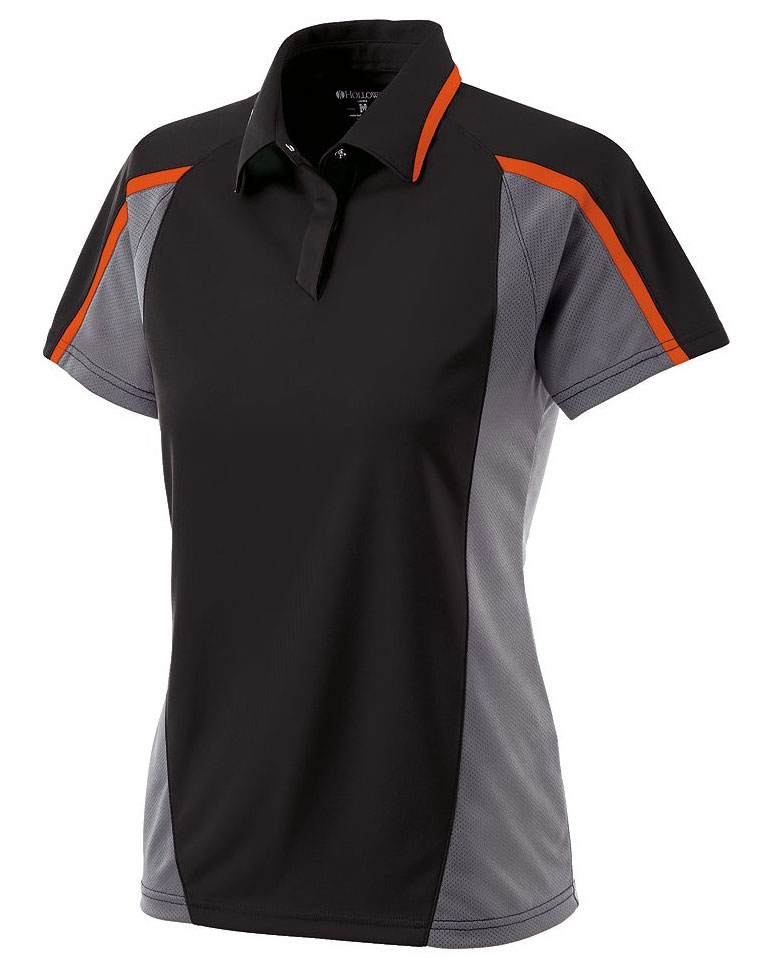 Ladies Align Polo from Holloway USA