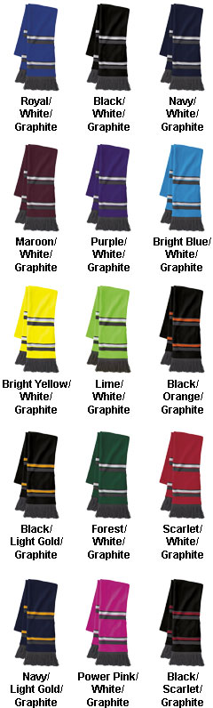Comeback Scarf from Holloway - All Colors
