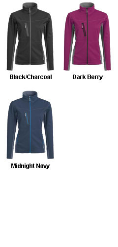 Ladies Phantom Moisture-Wicking Jacket - All Colors
