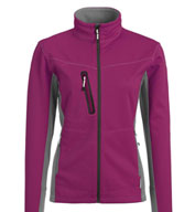 Custom Landway Ladies Phantom Bonded Active-Dry Jacket