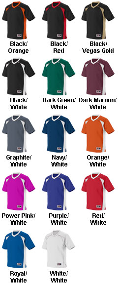 Adult Victor Replica Jersey - All Colors