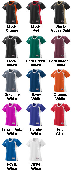 Girls Victor Replica Jersey - All Colors