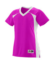 Custom Youth Girls Victor Replica Jersey