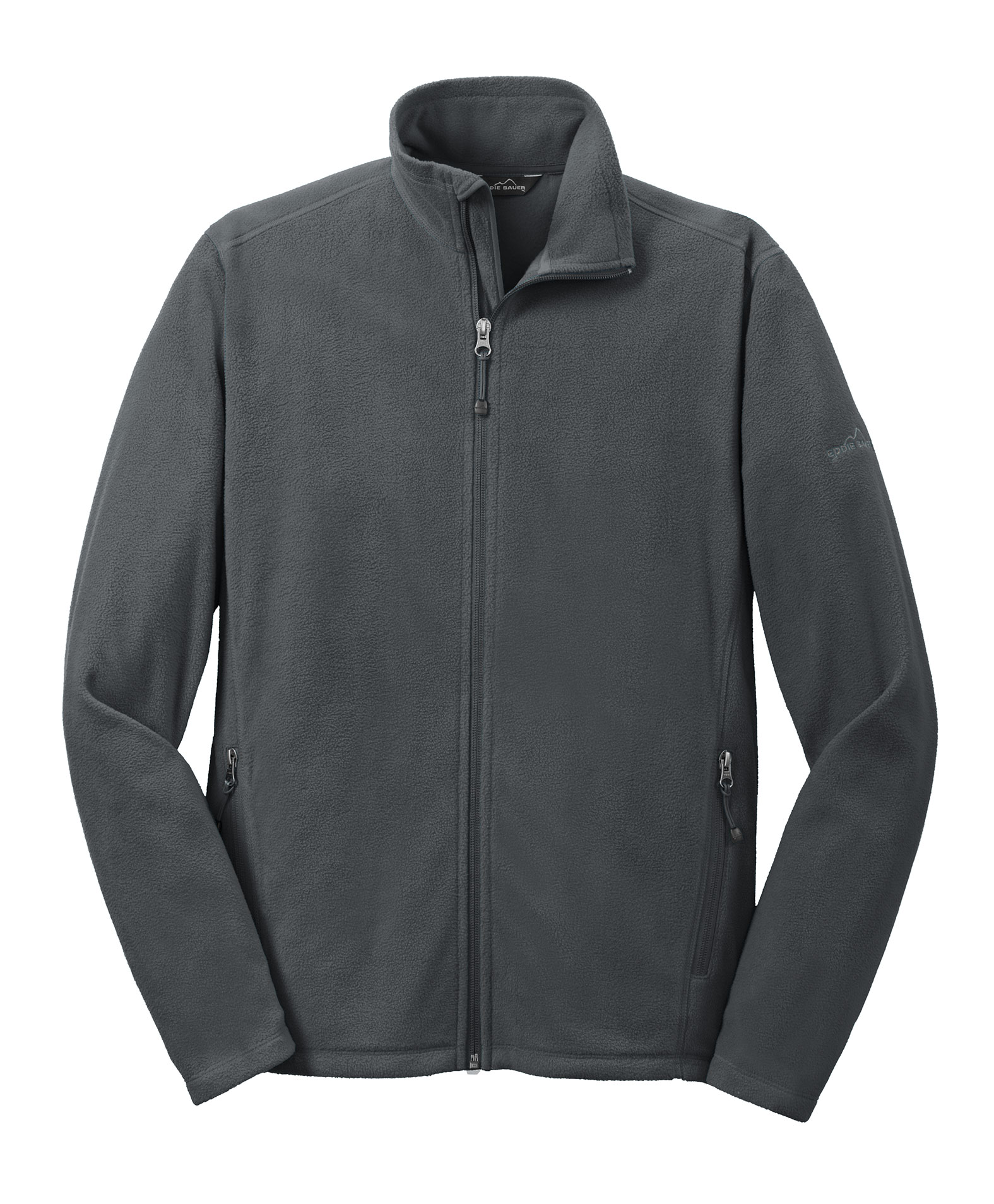 8939a719 Custom Eddie Bauer® Full-Zip Microfleece Jacket Mens