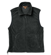 Custom Harriton Adult Fleece Vest