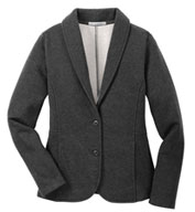 Custom Port Authority® Ladies Fleece Blazer