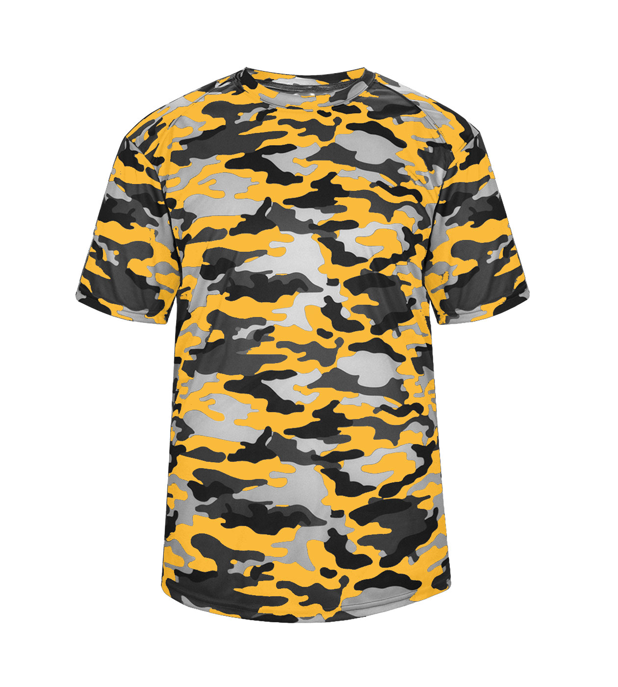 Badger Mens Camo Tee