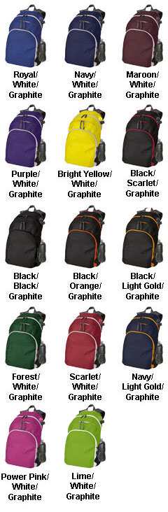 Prop Backpack by Holloway USA - All Colors