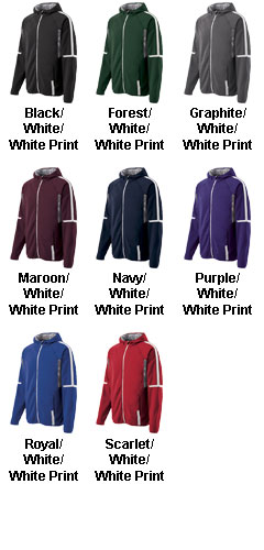 Youth Fortitude Jacket by Holloway USA - All Colors