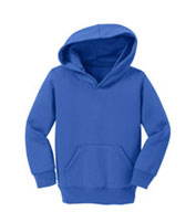 Custom Port & Company® Toddler Core Fleece Pullover Hoodie
