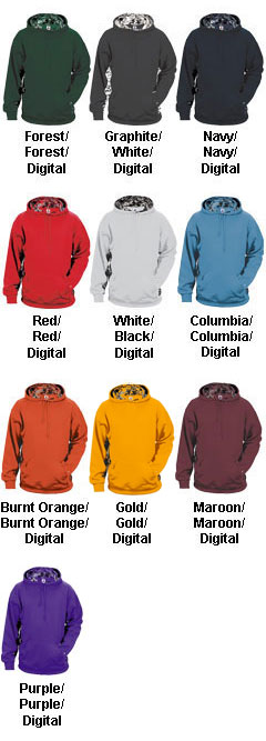 Adult Digital Hood by Badger Sports - All Colors