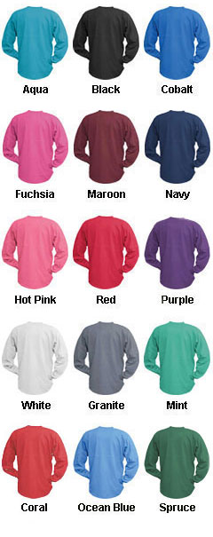Adult Billboard Crew Sweatshirt - All Colors