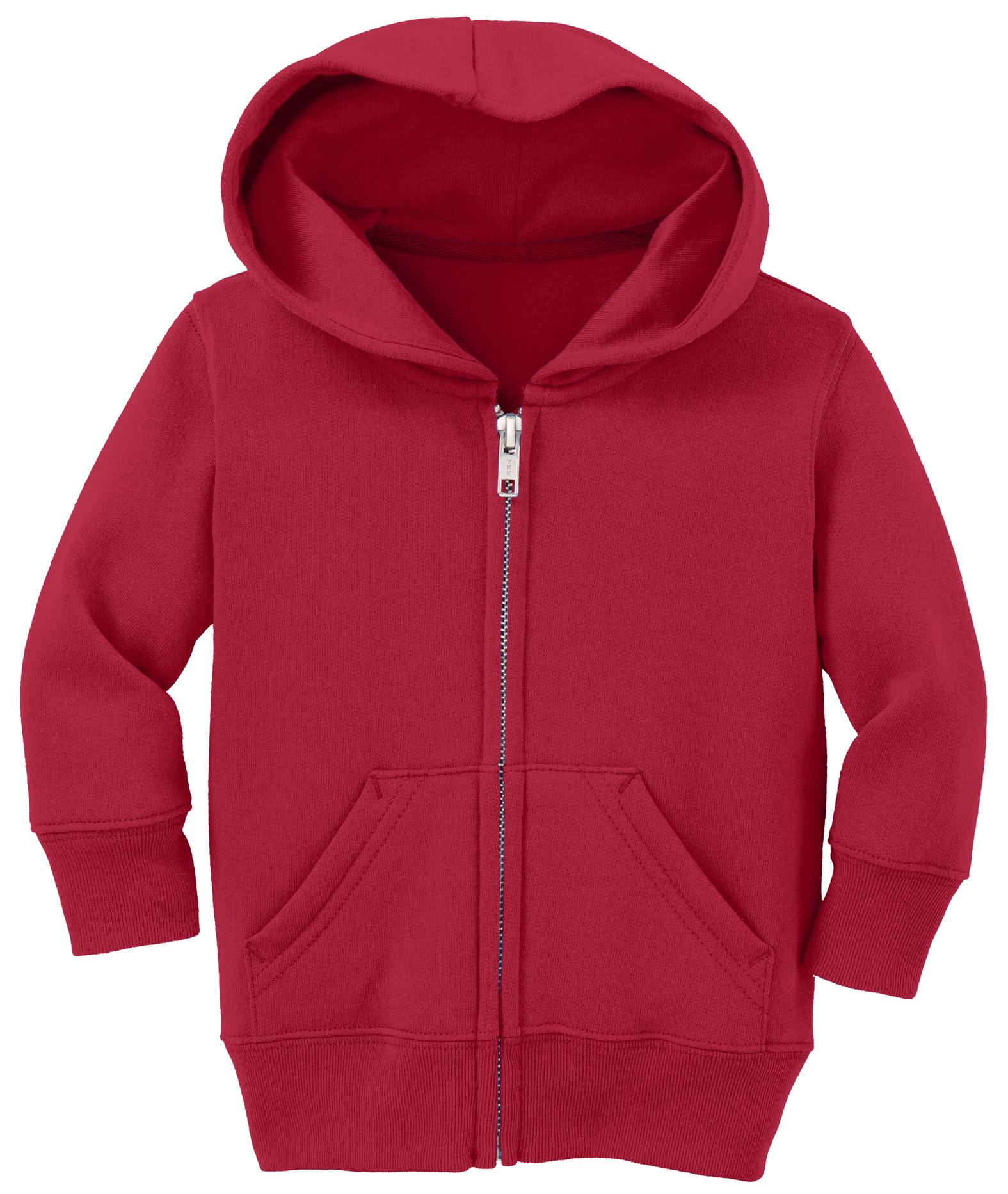 Infant Full Zip Hooded Sweatshirt