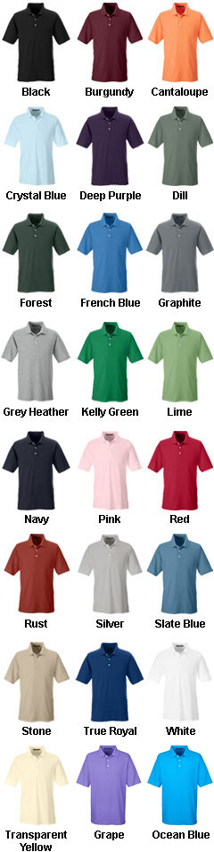 Mens DryTec20™ Performance Polo  - All Colors