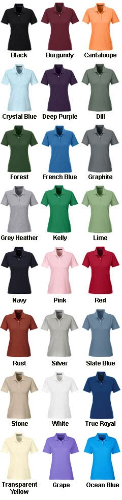Ladies DryTec20™ Performance Polo - All Colors
