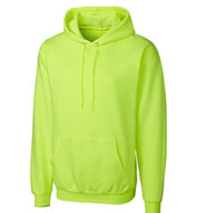 Custom Mens Basic Fleece Pullover Hoodie