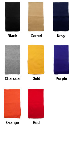 Deluxe Acrylic Scarf - All Colors