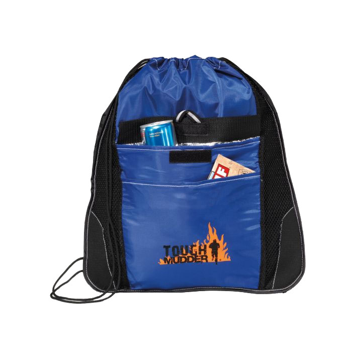 Gemline® Elite Sport Cinchpack with Insulated Pocket