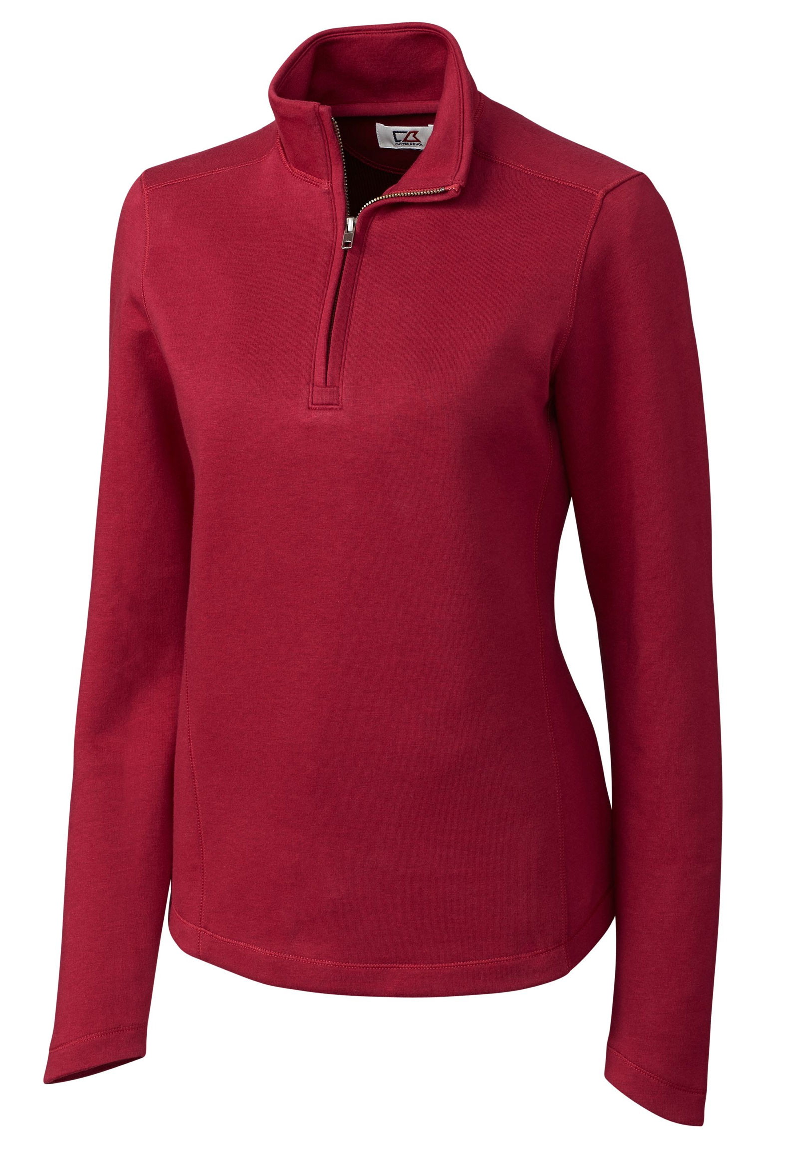 Ladies Decatur Pima Half Zip