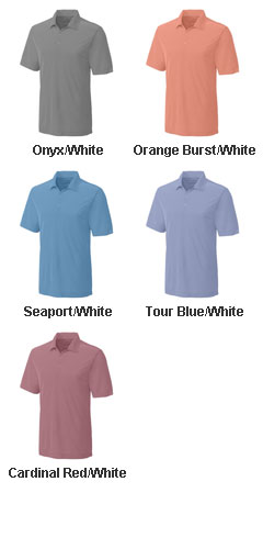 Mens DryTec™ Blaine Oxford Polo - All Colors
