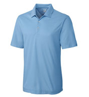 Custom Mens DryTec™ Blaine Oxford Polo