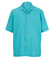 Custom Edwards® Adult Jacquard Batiste Camp Shirt