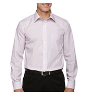 Mens Micro Tattersall Dress Shirt