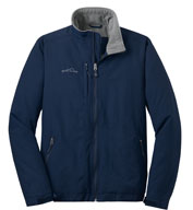 Custom Eddie Bauer® Mens Fleece Lined Jacket