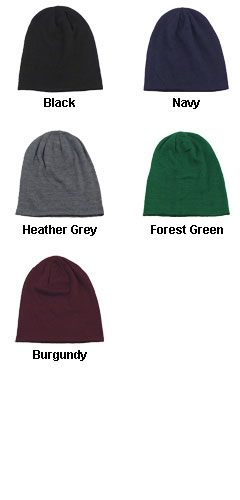 Slouchy Beanie - All Colors