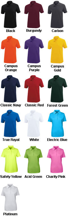 Ladies Origin Performance Pique Polo - All Colors