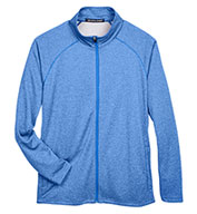 Custom Devon & Jones Mens Stretch Tech-Shell® Compass Full Zip