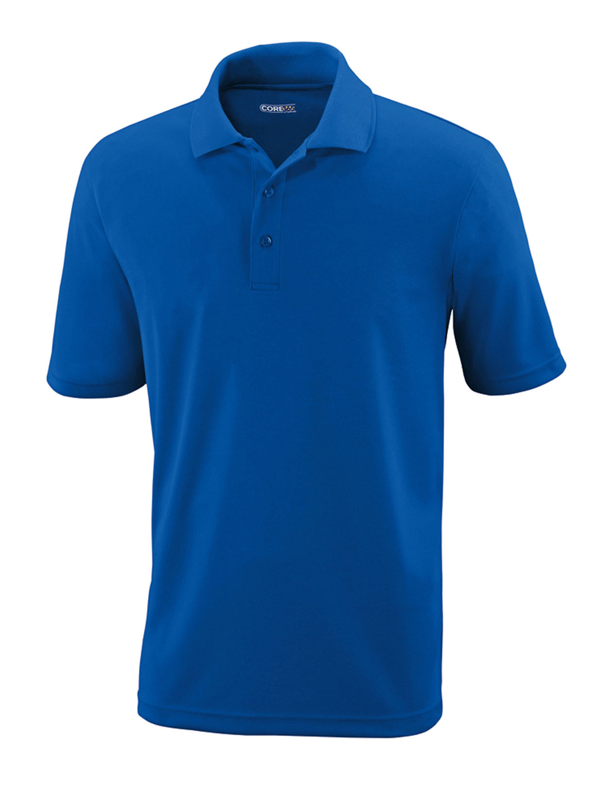 Mens Tall Performance Pique Polo