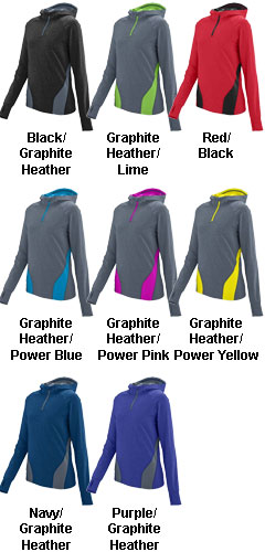 Ladies Freedom Pullover - All Colors