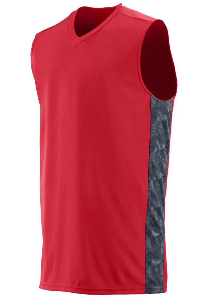 Adult Fast Break Game Basketball Jersey