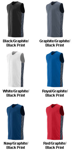 Youth Fast Break Game Jersey - All Colors