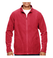 Custom Mens Campus Microfleece Jacket