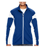 Custom Team 365 Mens Elite Performance Full Zip Jacket