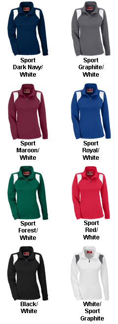 Ladies Elite Performance Quarter-Zip - All Colors