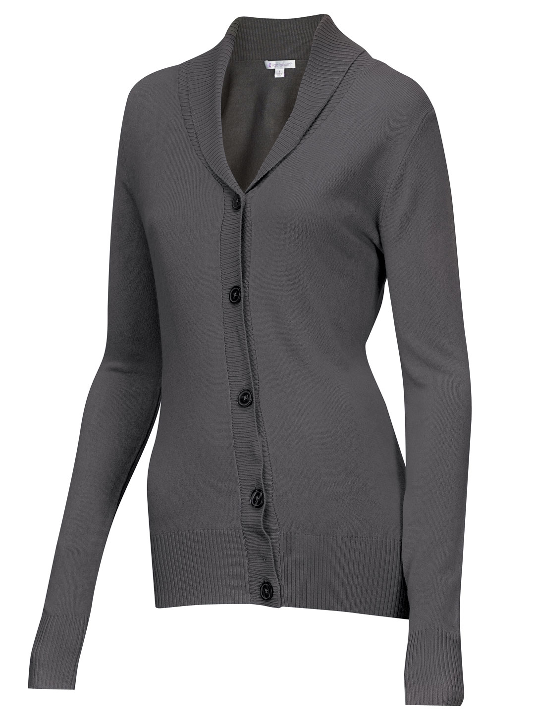 Womens Ava Shawl Collar Cardigan Sweater