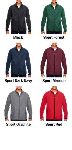 Mens Pride Microfleece Jacket - All Colors