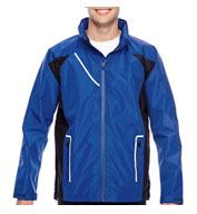 Custom Team 365 Mens Dominator Waterproof Jacket
