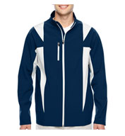 Mens Icon Colorblock Soft Shell Jacket