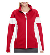 Custom Team 365 Ladies Elite Performance Full-Zip Jacket