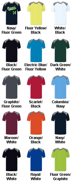 Adult Valor Tech Tee - All Colors