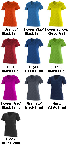 Ladies Elevate Wicking T-Shirt - All Colors