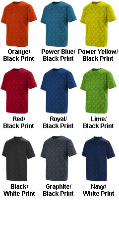 Adult Elevate Wicking T-Shirt - All Colors