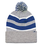 Custom Pacific Headwear Pom Pom Knit Beanie