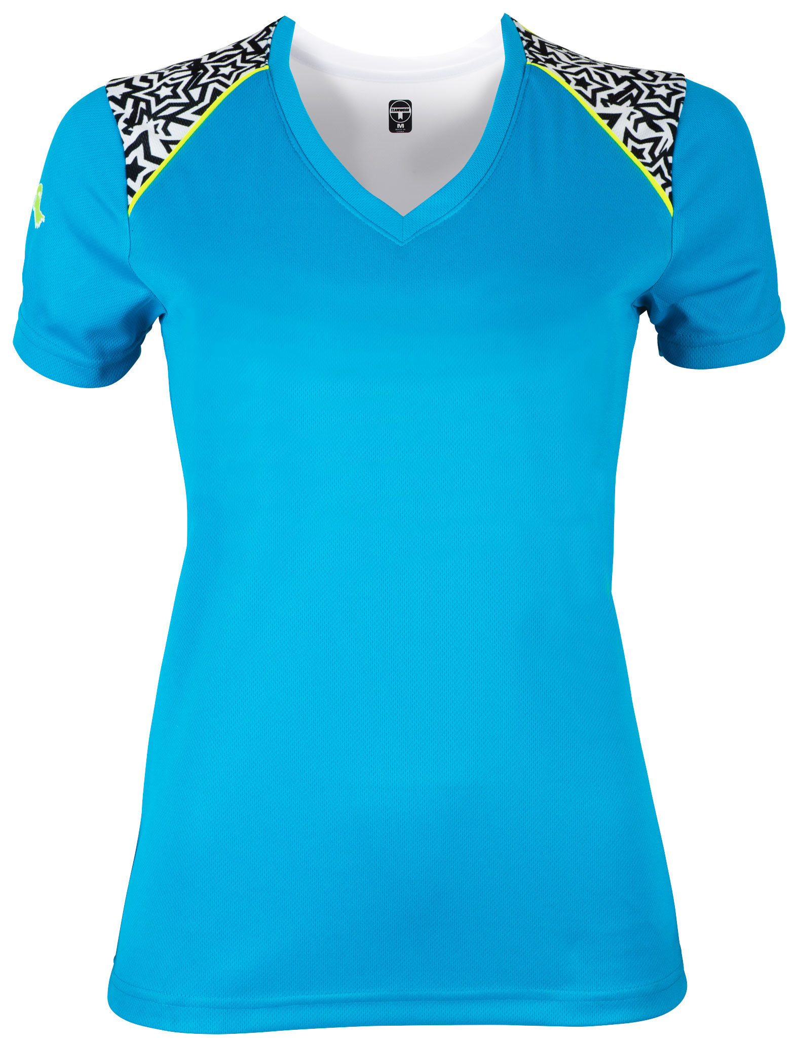 Teamwork Youth Girls Starlet Tech Tee - CLOSEOUT